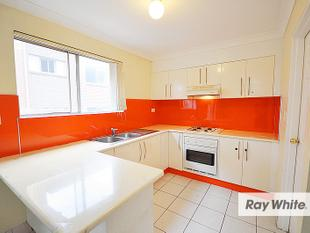 SUN FILLED TWO BEDROOM UNIT IN DESIRED LOCATION - Lidcombe