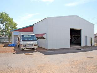 HIGHWAY EXPOSURE - 165 m2 STRATA WAREHOUSE - Yarrawonga