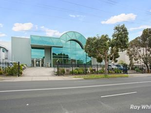 CORPORATE HAVEN  MEGA OFFICE / WAREHOUSE FACILITY - Clayton