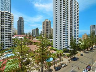 Modern, Great Value North Facing Artique Apartment - Surfers Paradise