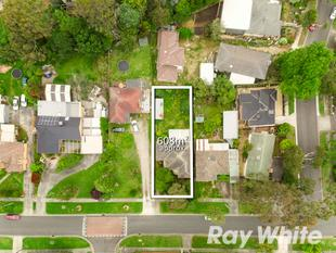 SEIZE THE OPPORTUNITY, PERMITS FOR 2 TOWNHOUSES - Nunawading