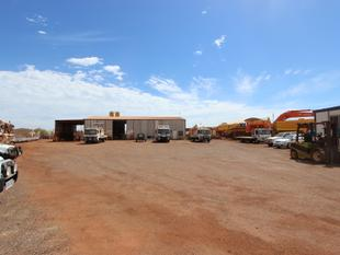 Large Industrial Lot - Karratha Industrial Estate