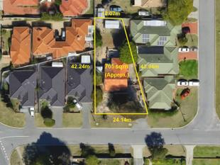 765sqm R40 Zoning - Triplex Development Potential, PLUS 2 Bed Home! - Nollamara