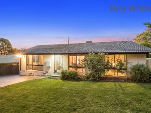 **** UNDER OFFER **** - Mooroolbark