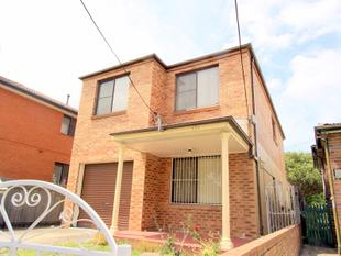 """ PERFECT LOCATION & A GREAT FAMILY HOME"" - Campsie"
