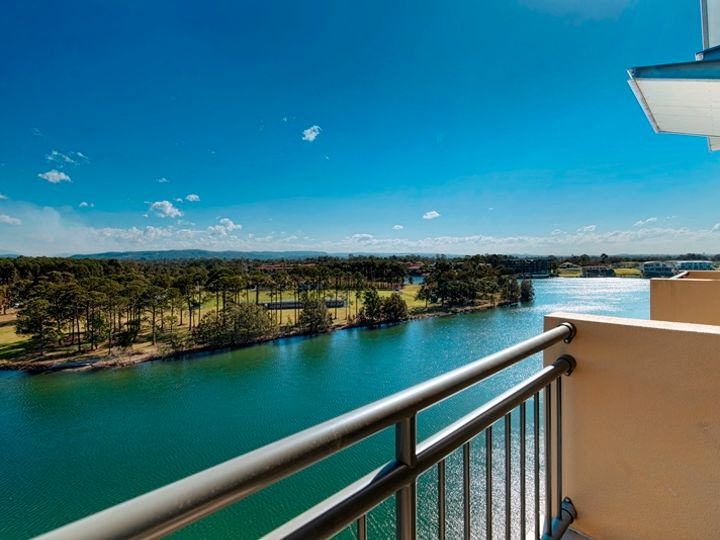 613 and 615 /25 Lake Orr Drive, Robina, QLD