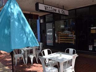 BUSINESS FOR SALE - WILLOW & CO COFFEE SHOP - Albury