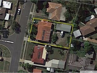 Large 826sqm with granny Flat potential - Browns Plains