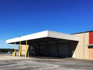 Modern Industrial Facility with Hardstand area - Rocklea