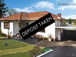 DEPOSIT TAKEN BY RAY WHITE ERMINGTON | 9898 1822 - Ermington