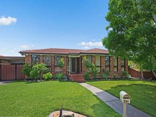 OPEN FOR INSPECTION CANCELLED- DEPOSIT TAKEN BY JASMINE SANDHU - Quakers Hill