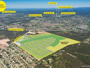 Approved SE Qld Residential Development Site - Ripley