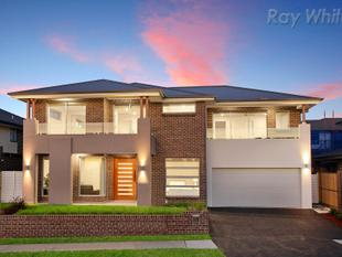 Architecturally designed, brand new luxury home - Kellyville