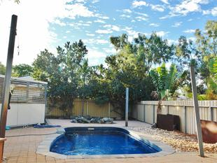 Beautiful property with a pool!!! Approved Application - South Hedland