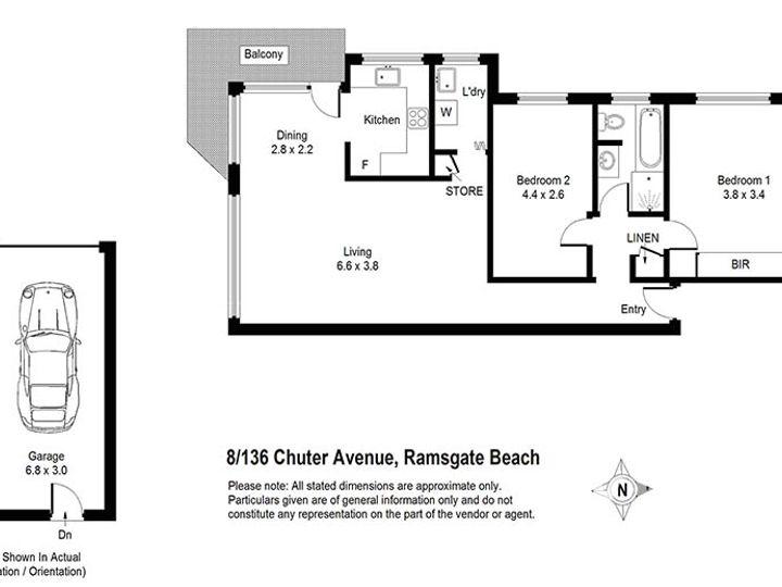 8/136B Chuter Avenue, Ramsgate Beach, NSW