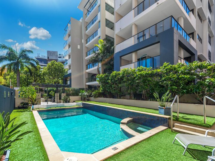 26/287 WICKHAM Terrace, Spring Hill, QLD