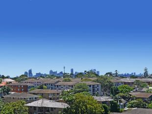 Sweeping district and city views - Randwick