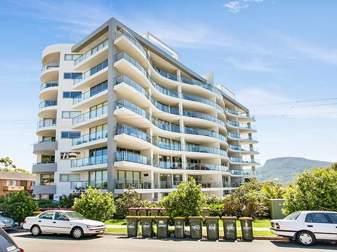 Wollongong, 48/16-20 Keira Street
