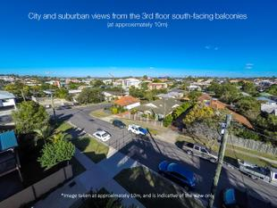 BRAND NEW APARTMENT WITH STUNNING VIEWS - Chermside