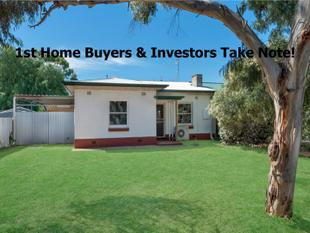 1st home owners & investors take note! - Elizabeth Grove