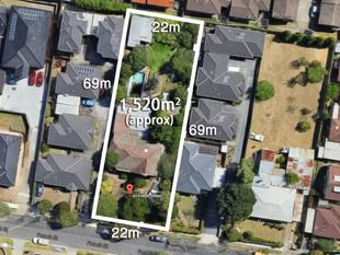 Amazing Location with Massive 1520m² Land Approx! - Noble Park