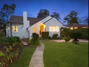 Elegant single-level home - Wahroonga