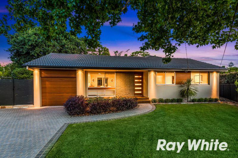 9 harris place baulkham hills nsw residential house sold - Waves swimming pool baulkham hills ...