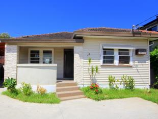 2-3 Bedroom Family Home - Punchbowl