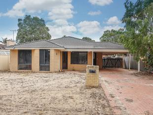 BARGAIN BUYING  this 4 x 2 family home could be yours!!!. - Maddington