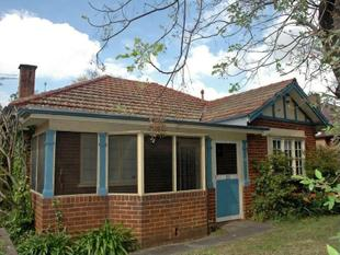 Prime Location - Close to Eastwood Public School - Eastwood