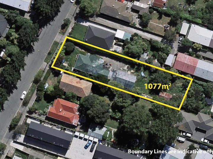 52 Mathesons Road, Phillipstown, Christchurch City