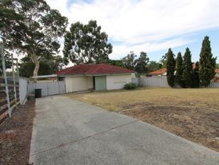 3 BED, 1 BATH HOME - PETS CONSIDERED - Girrawheen