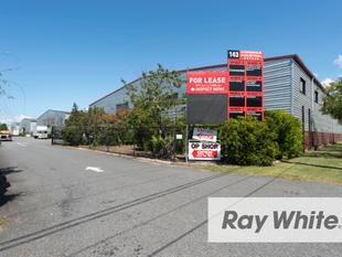 325m² of Warehouse Space on St Vincent's Road - Virginia