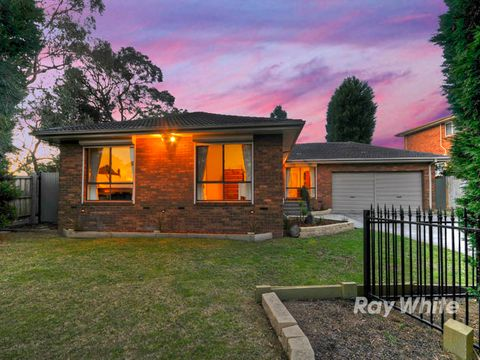 Wantirna South, 91 Tyner Road