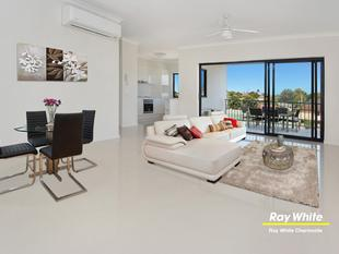 BRAND NEW STYLISH APARTMENT IN A SMALL COMPLEX - Chermside