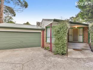 Walking distance to shops, cafes and train station - Ferntree Gully
