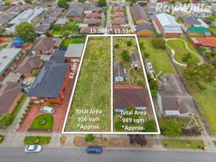A Rare Investment, Development Site Opportunity - Dandenong South