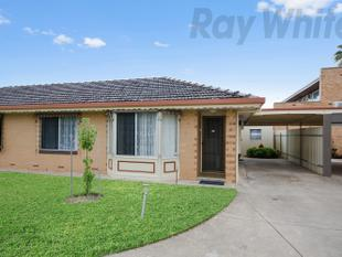 An Immaculate Solid Brick Unit With Private Courtyard & Off Street Parking - Woodville North