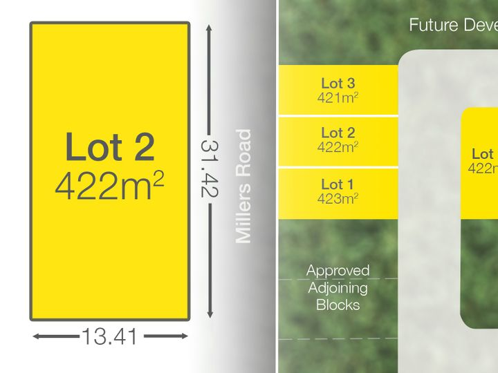 Proposed Lot 2 210-216 Millers Road, Underwood, QLD