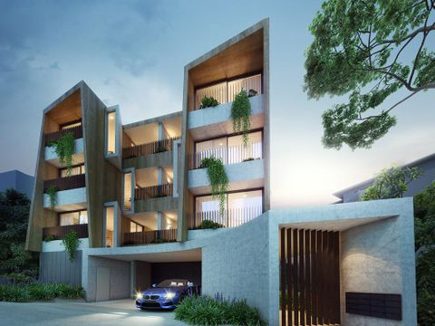 Bellevue Hill, 1-13/208-210 Old South Head Road