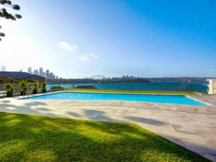 SPECTACULAR 3 BEDROOM APARTMENT - Darling Point