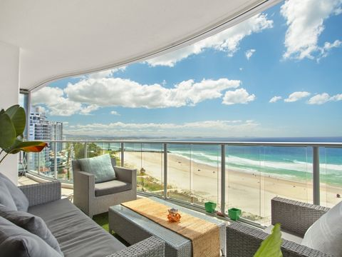 Coolangatta, 1405/110 Marine Parade 'Reflections Tower Two'