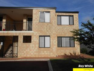 SECOND FLOOR APARTMENT IN SECURE COMPLEX - Cannington