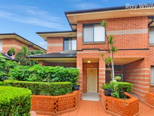 SOLID TOWNHOME WITH LOW STRATA LEVIES - Merrylands