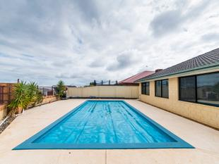 ROOM TO GROW PLUS A POOL & SIDE ACCESS - Baldivis