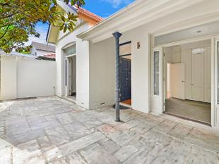 DEPOSIT RECEIVED - A BEAUTIFUL FAMILY BEACH HOUSE, LEAFY AND PRIVATE NORTH FACING GARDEN! - Bondi