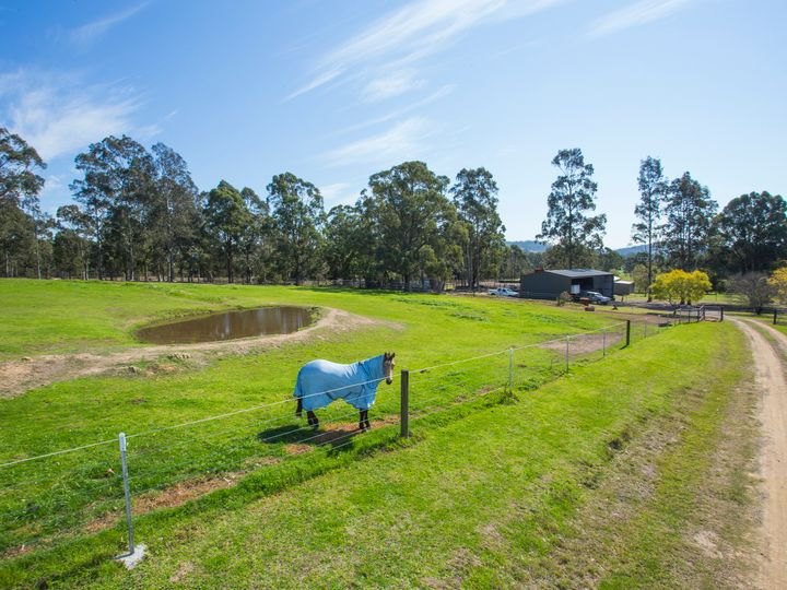 604 Wallarobba-Brookfield Road, Dungog, NSW