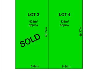 Affordable and Rare Land in Fantastic Location - So Close to all Facilities - Torrens Title Allotment  *Lot 3 SOLD* - Woodville West