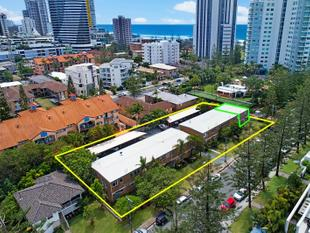 Potential Redevelopment Site - Broadbeach