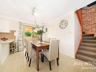 TWO BEDROOM TOWNHOUSE OFFERING PEACE, PRIVACY AND WELL PRESENTED FINISHES - Riverwood